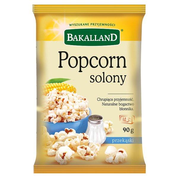 Popcorn Bakalland solony