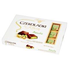 Bombonierka czekoaldki z klasą pistachio