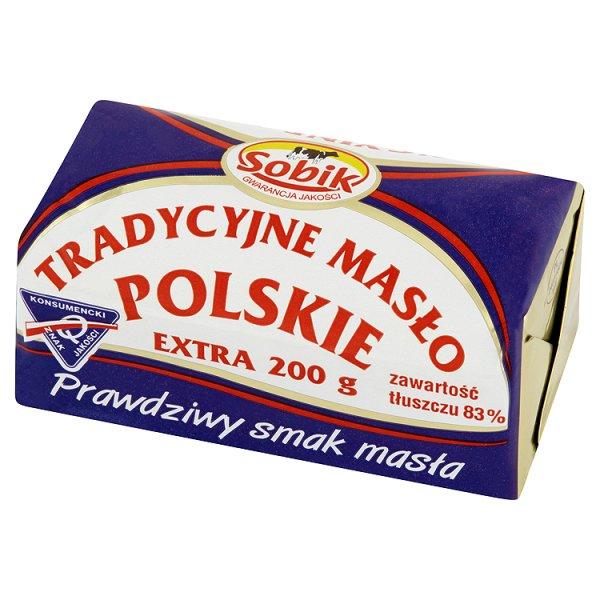 Masło Tradycyjne Polskie