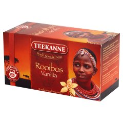 Herbata Teekanne rooibos wanilia