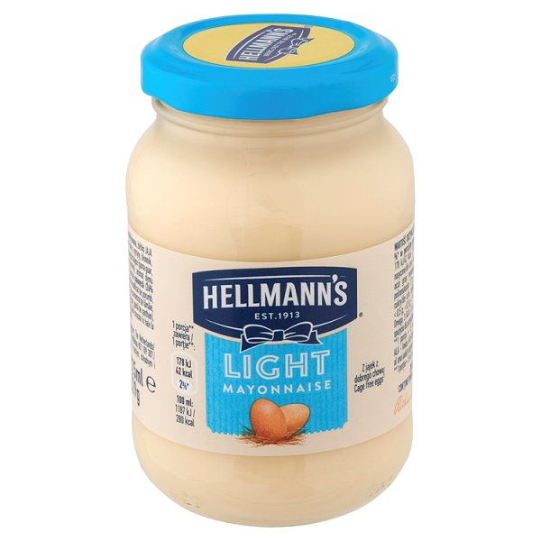 Majonez hellmann's lekki/225ml