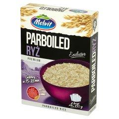 Melvit Premium Ryż parboiled 400 g (4 torebki)