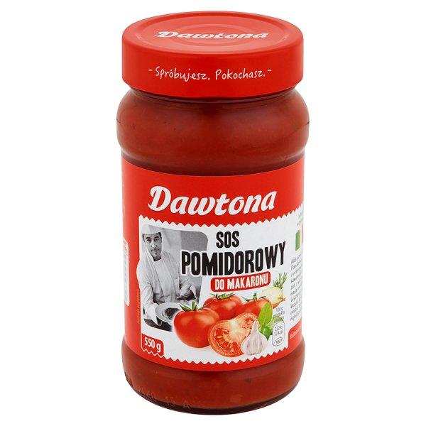 Dawtona Sos pomidorowy do makaronu 550 g