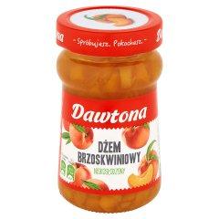 Dawtona dżem brzoskwiniowy niskosłodzony