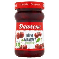 Dawtona dżem wiśniowy niskosłodzony