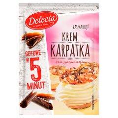 Krem Delecta 5 minut Karpatka