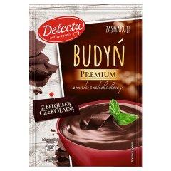 Budyń Delecta czekoladowy z kawałkami czekolady