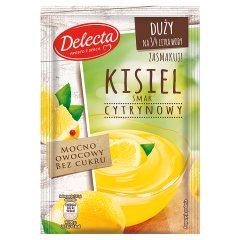 Kisiel Delecta Duży  cytrynowy