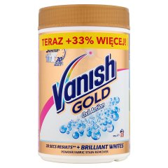 Odplamiacz Vanish gold white