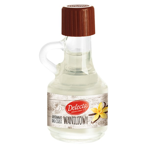 Aromat Delecta do ciast wanilia