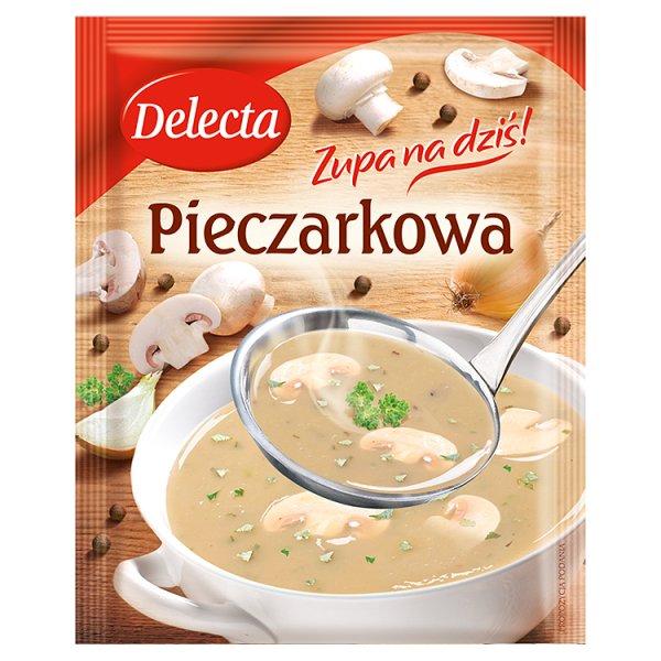 Zupa Delecta Pieczarkowa