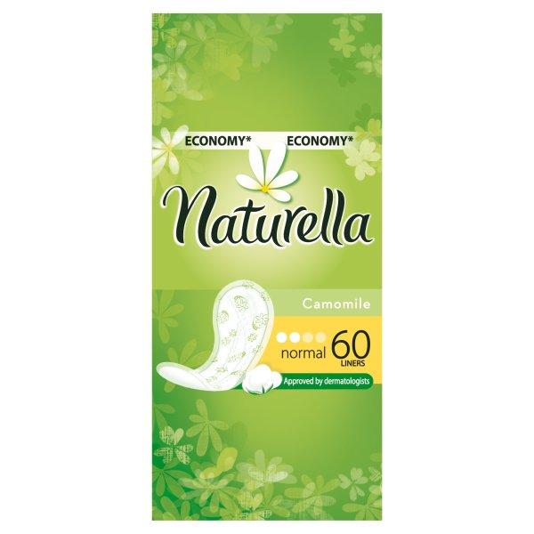 Wkładki Naturella Normal