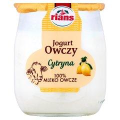 Rians Jogurt owczy cytryna 115 g