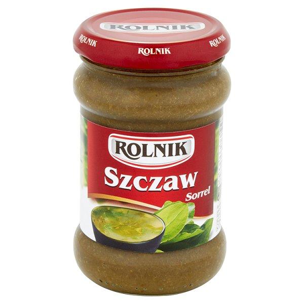 Szczaw Rolnik
