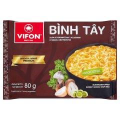 Zupa Tao Tao Binh Tay wietnamska z grzybami
