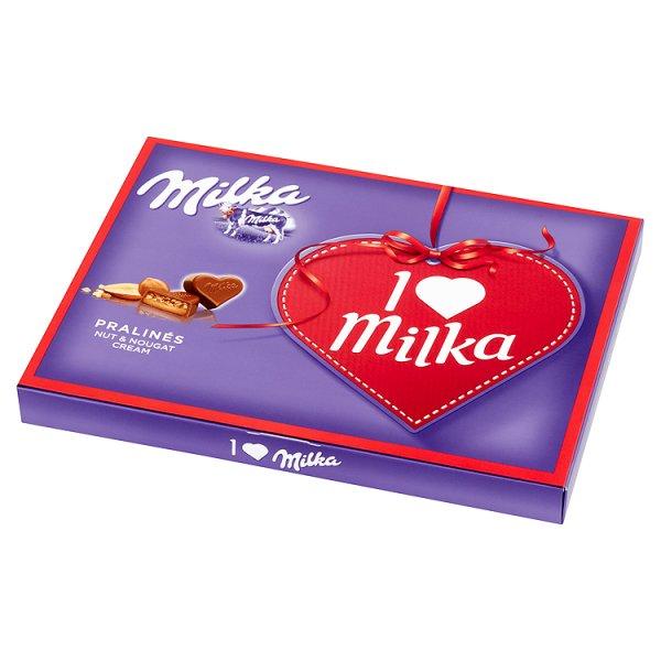 Bombonierka I Love Milka