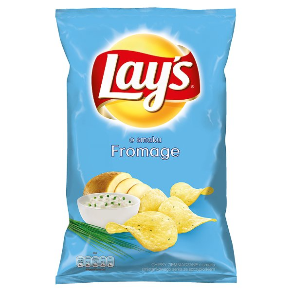 Lay's fromage.