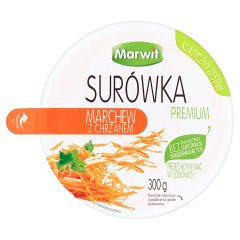 Surówki Marwit Premium różne rodzaje