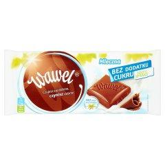 Czekolada Wawel Mleczna bez cukru