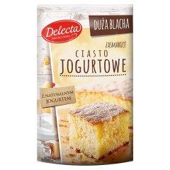 Ciasto Delecta Duża Blacha jogurtowe