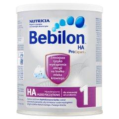 Mleko Bebilon HA1 hipoalregiczne