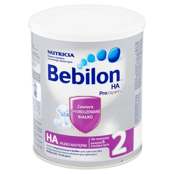 Mleko Bebilon HA2 hipoalergiczne