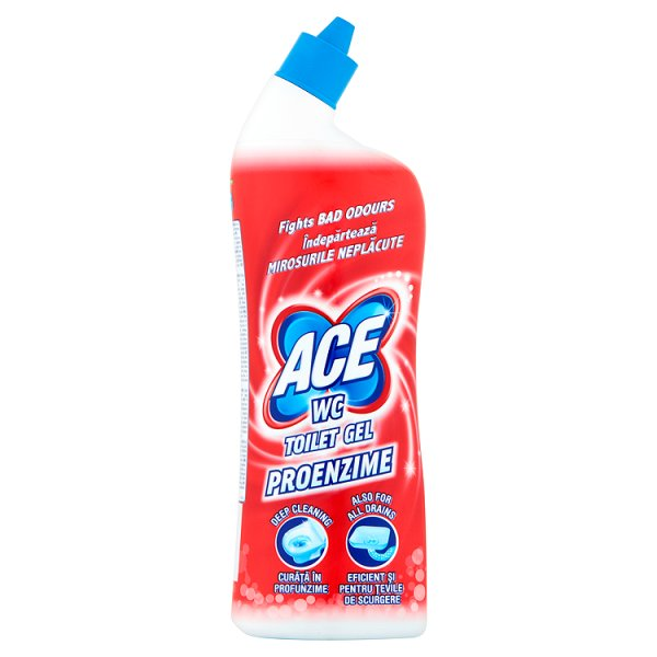 Ace ultra wc zapach 700 ml