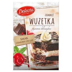 Ciasto Delecta Wuzetka