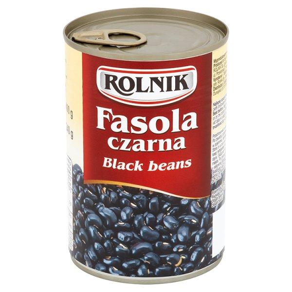 Fasola czarna rolnik.