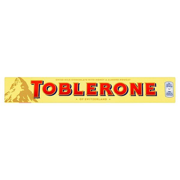 Czekolada Toblerone