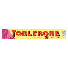 Czekolada Toblerone fruit & nut