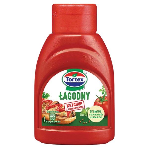 Ketchup Tortex łagodny