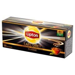 Lipton Earl Grey Classic Herbata czarna 37,5 g (25 torebek)