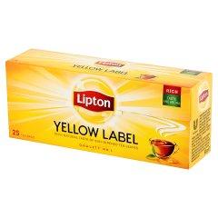 Herbata Lipton Yellow Label 25*2g