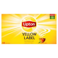 Herbata Lipton Yellow Label 50*2g
