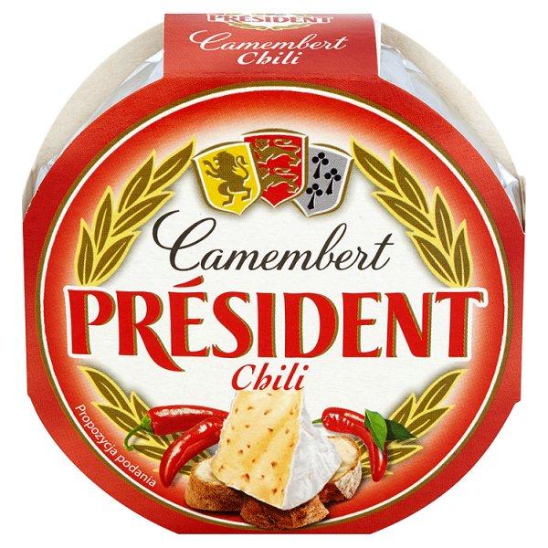 Ser Camembert Chili Président