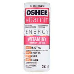 Napój gazowany Oshee witaminy i minerały