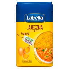 Lubella Jajeczna Makaron Krajanka 250 g