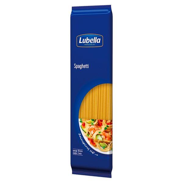 Makaron Lubella spaghetti nr 4