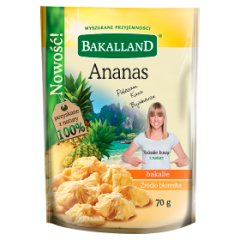 Bakalland selection ananas