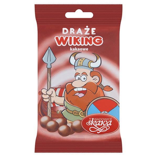 Draże Skawa kakaowe