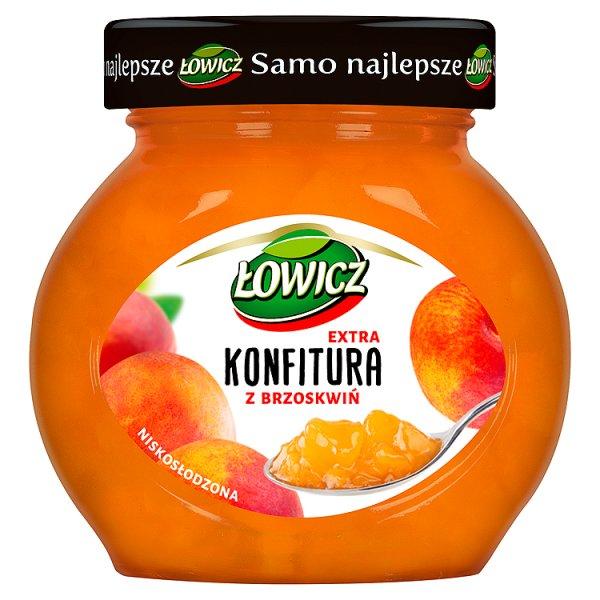 Konfitura Łowicz brzoskwiniowa