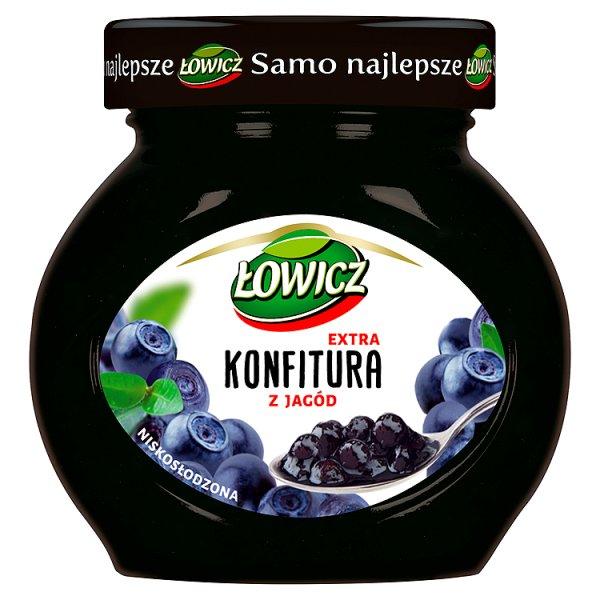 Konfitura Łowicz jagodowa