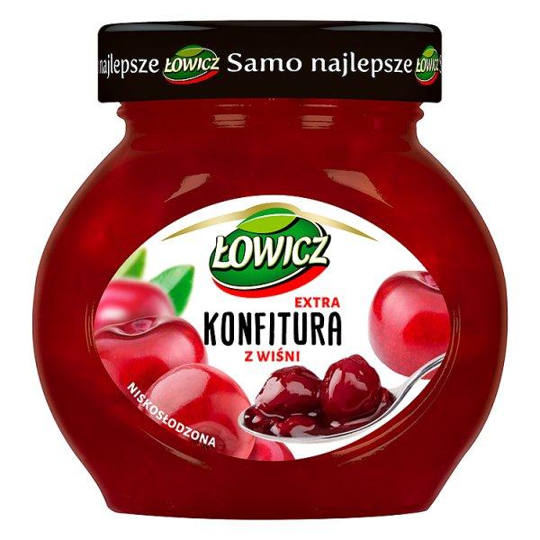 Konfitura Łowicz wiśniowa