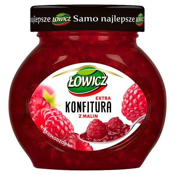 Konfitura Łowicz z Malin