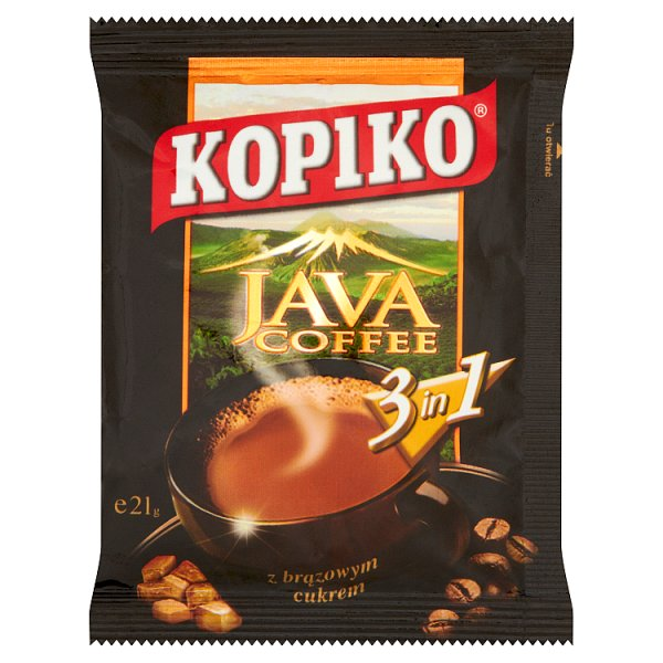 Kawa Kopiko Java 3in1