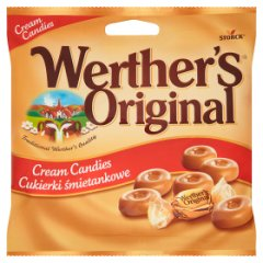 Cukierki Werthers Original śmietankowe