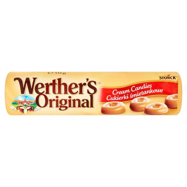Cukierki Werthers Original