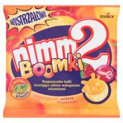 Cukierki nimm2 Boomki owocowe