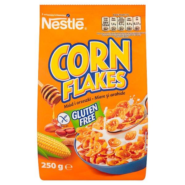 Nestlé Gold Flakes Płatki śniadaniowe